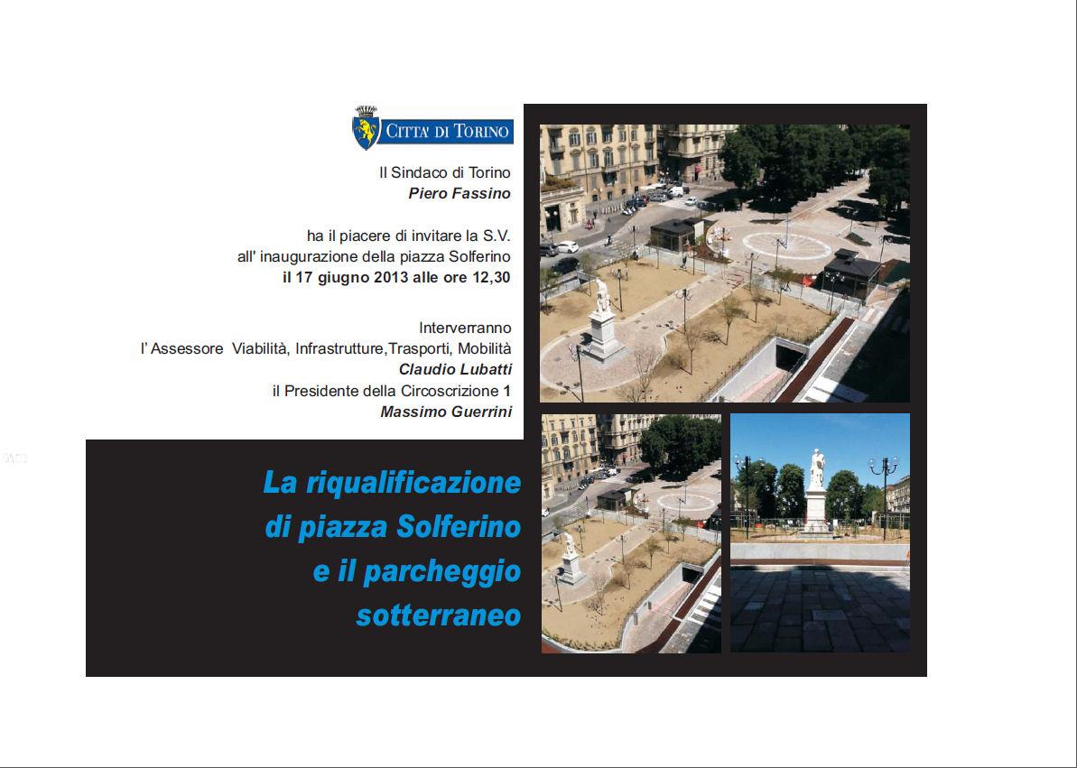 """Dopo """"Atrium"""", finalmente la nuova piazza."""